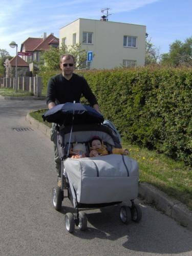 DM s Johankou a Benjamínem 2007 04 22